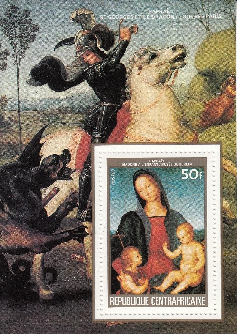 Raffael (bis in's 19. Jh hinein, galt er als der größte Maler aller Zeiten) Raffae11