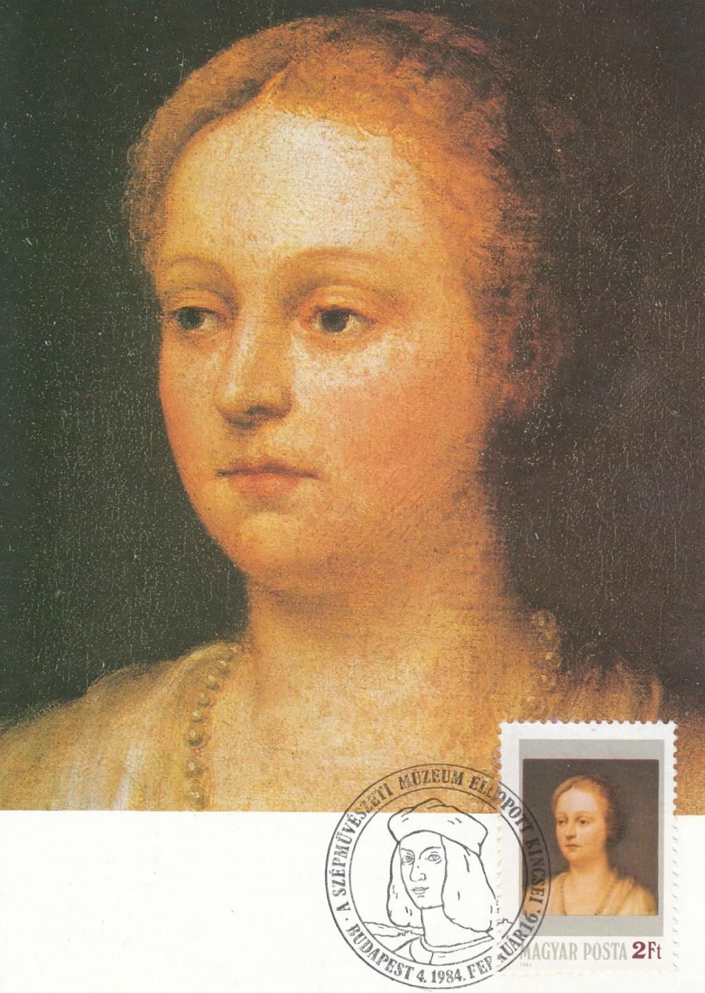 Raffael (bis in's 19. Jh hinein, galt er als der größte Maler aller Zeiten) Raffae18