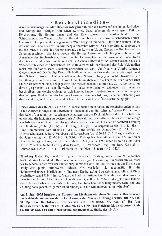 Die Reichskleinodien - Auch Reichsinsignien oder Reichsschatz genannt Reichs12