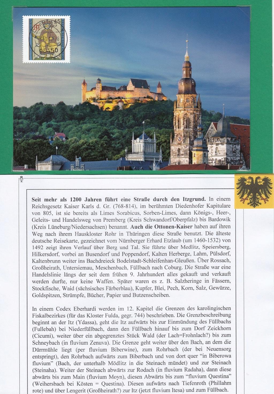 """Sammlung """"Der Reichschatz"""" Rkl2110"""