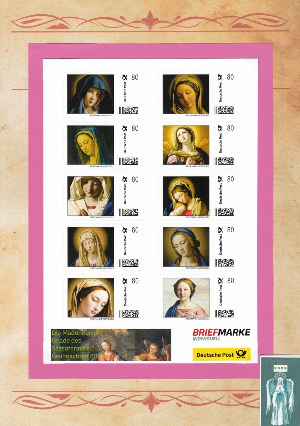 Die Madonnen des Sassoferrato Saf1410