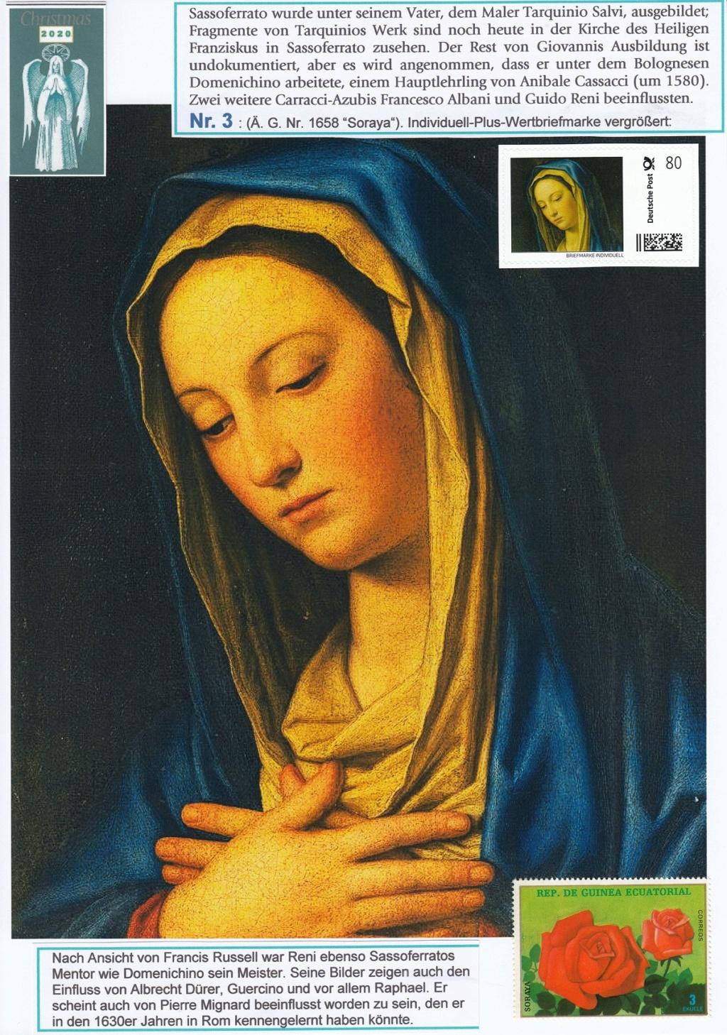 Die Madonnen des Sassoferrato Saf310