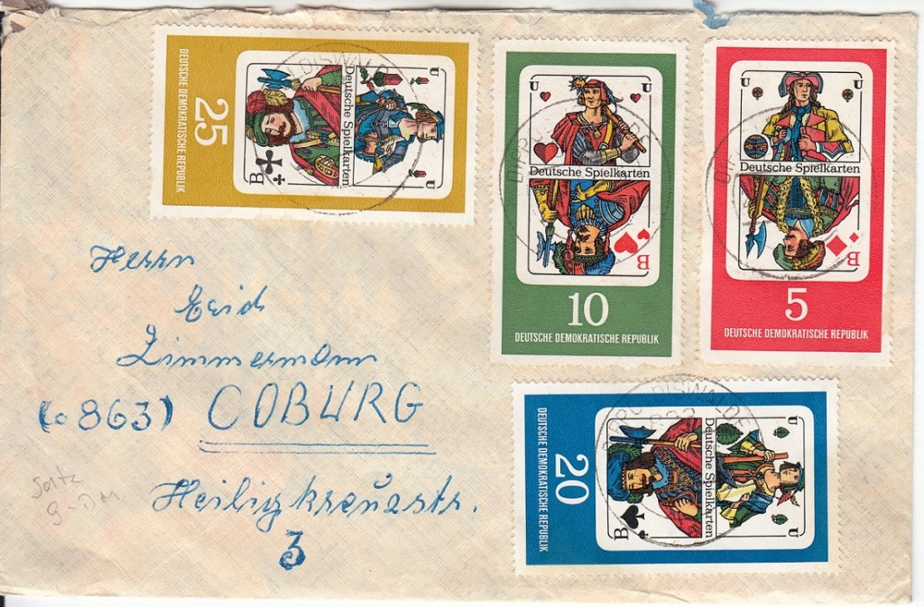 Spielkarten Sk110