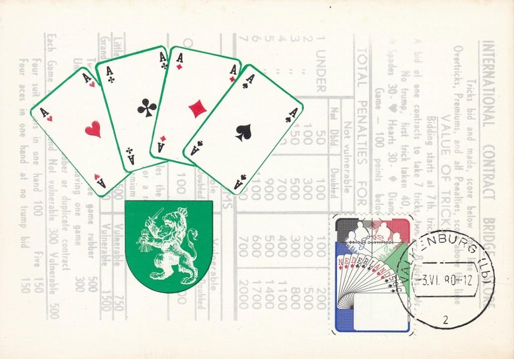 Spielkarten Sk1210