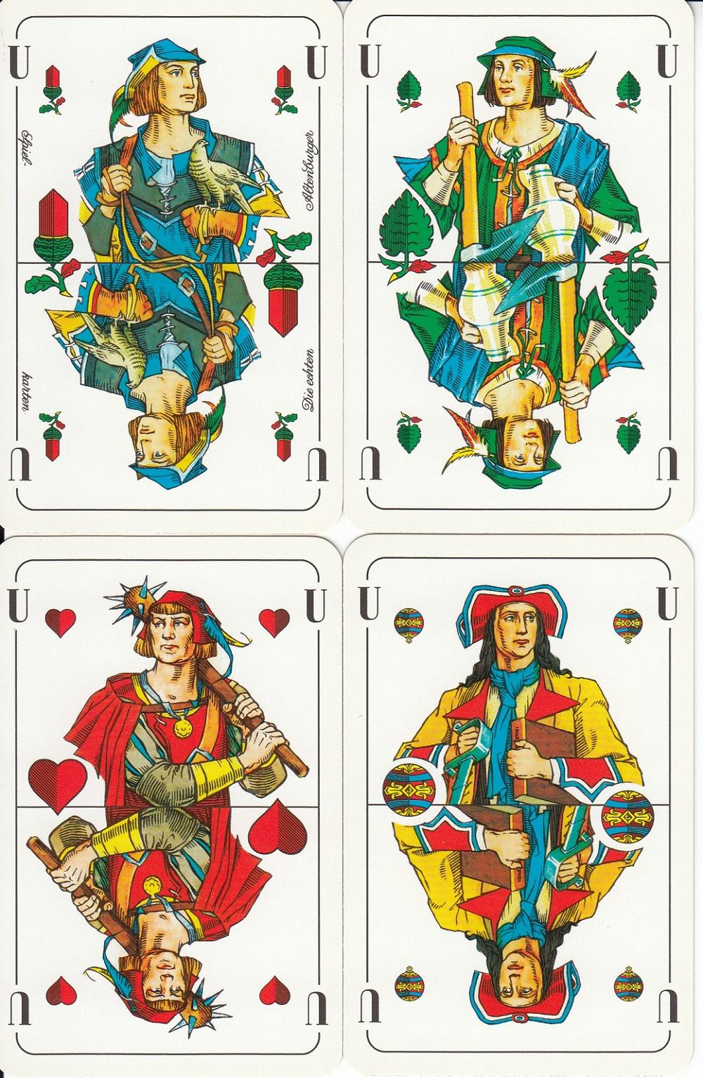 Spielkarten Sk210