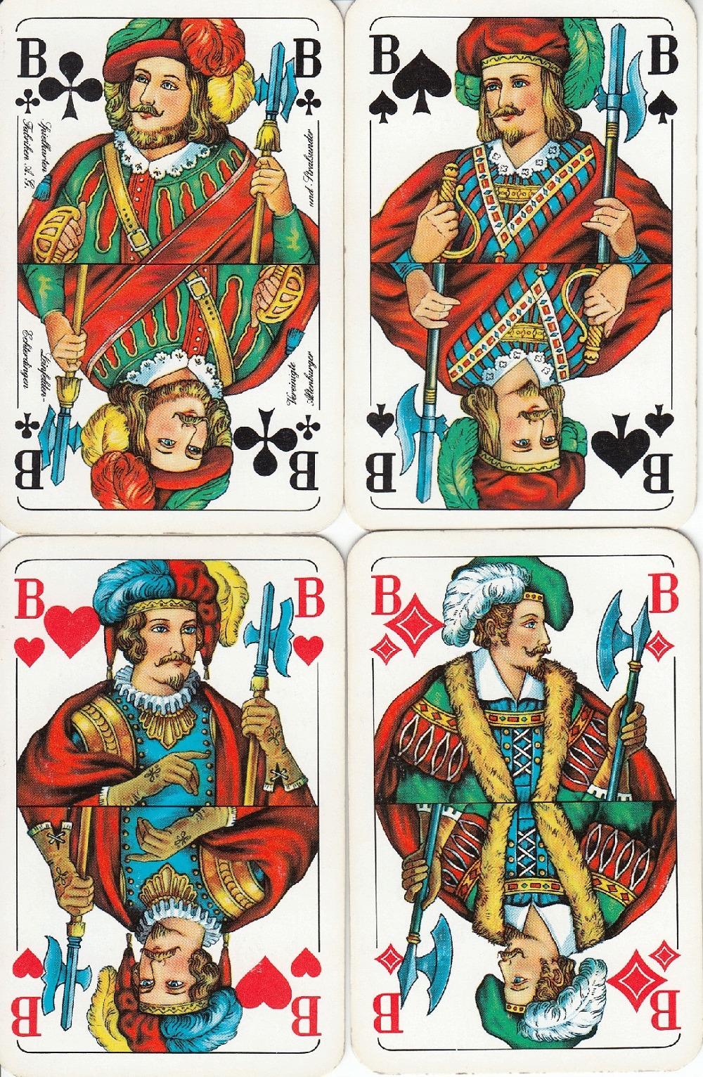 Spielkarten Sk310