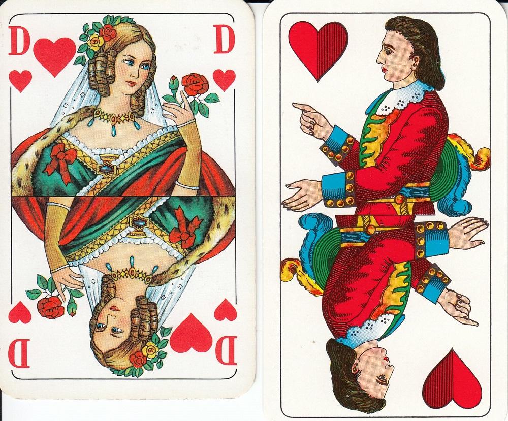 Spielkarten Sk910
