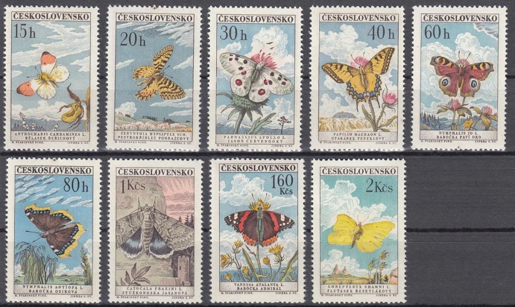Schmetterlinge Sm1710