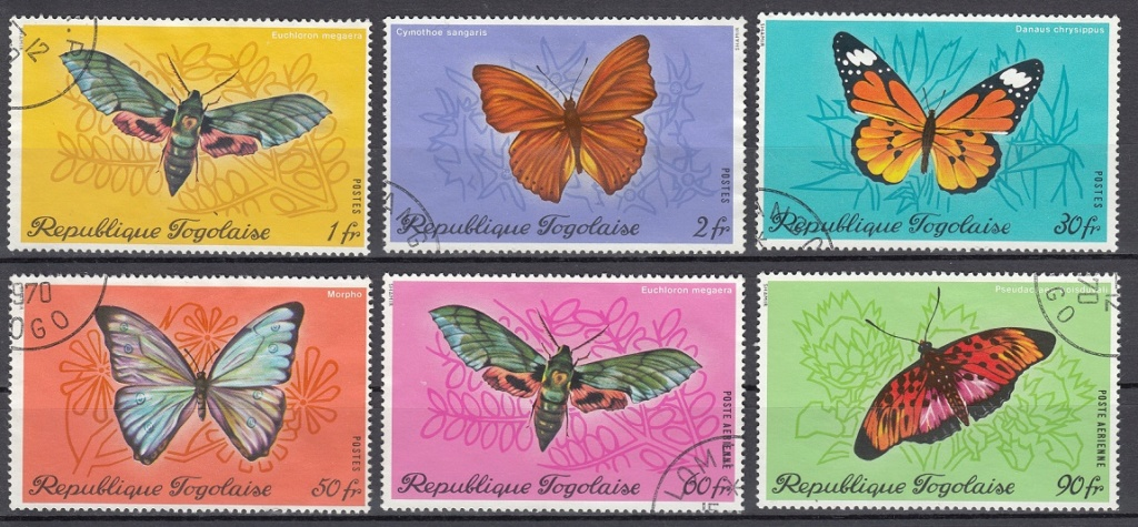 Schmetterlinge Sm810