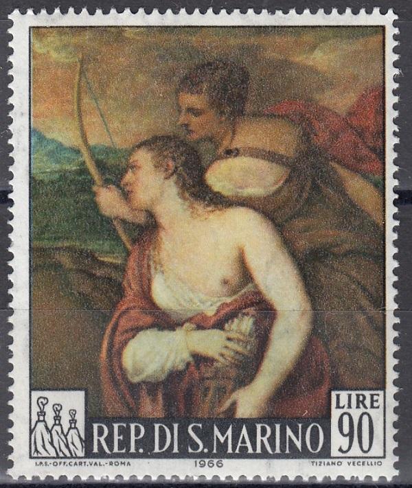 Tizian - eigentlich Tiziano Vecellio Tiz710