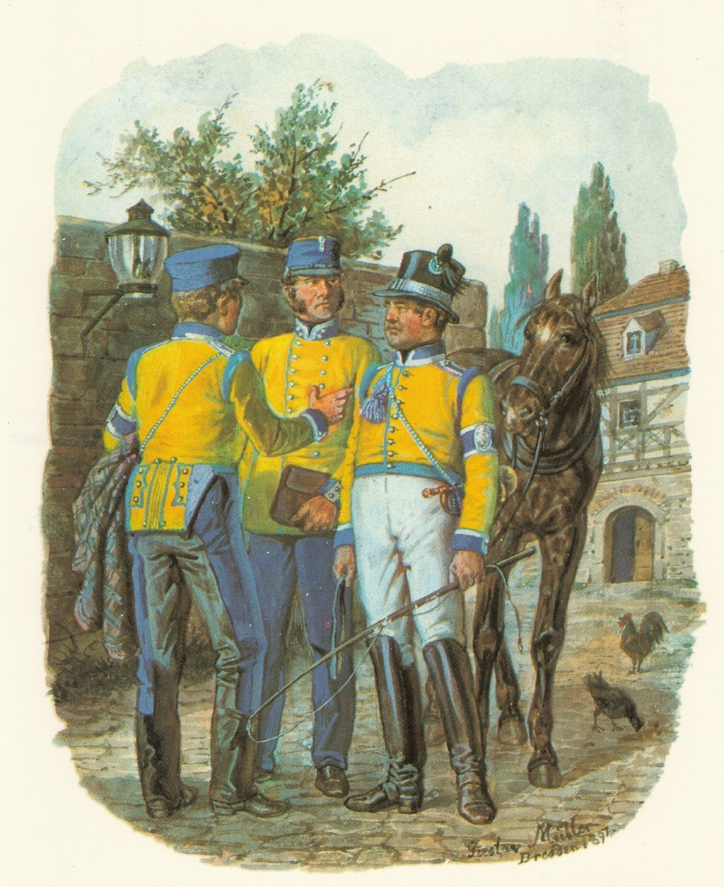 Uniformen Uf3b10