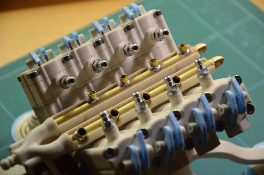 Moteur à air comprimé imprimé 3D Mamv8_18