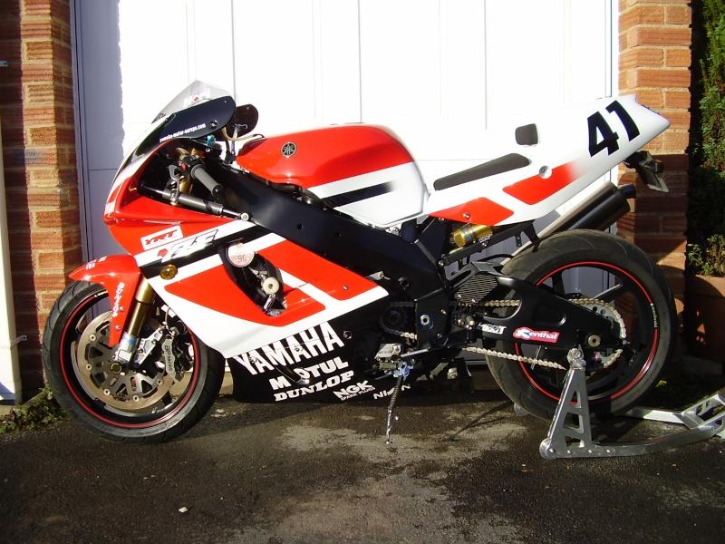 Yamaha 750 YZF  2gulcf10