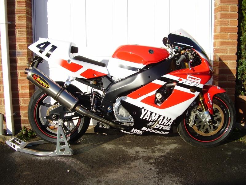 Yamaha 750 YZF  4t0n6e10