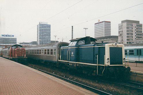 Die Baureihe V100 der DB - 211-213 212_2810