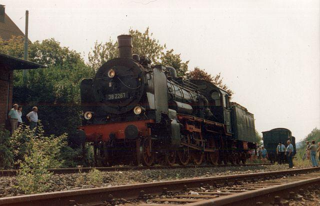 Die preusische P8 - die 38 2267 und andere 38_22611
