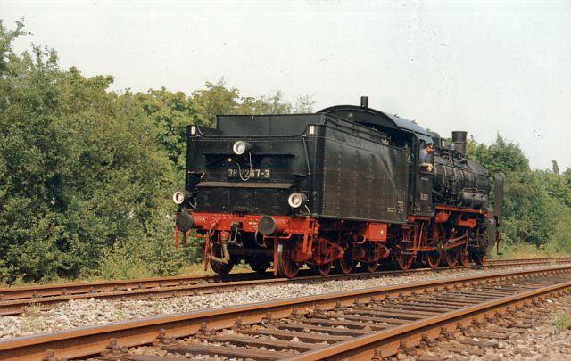 Die preusische P8 - die 38 2267 und andere 38_22612