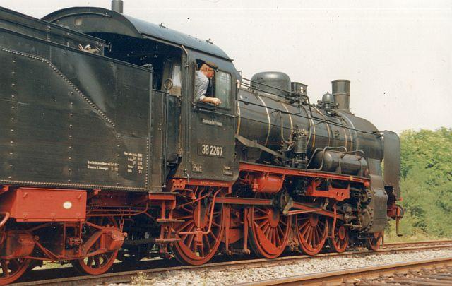 Die preusische P8 - die 38 2267 und andere 38_22613