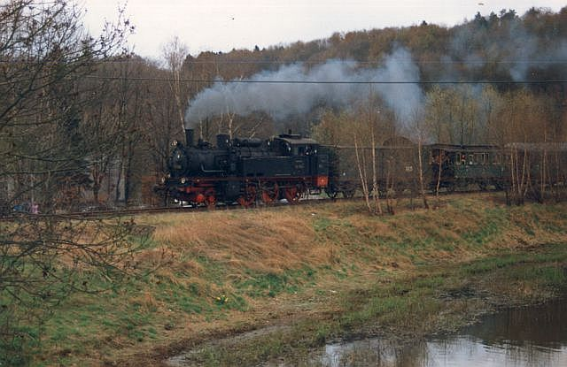 Dampflok 74 1192 in Witten 74_11912