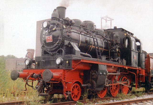 Dampflok BLE146 - Bauart Elna2 Ble_1410