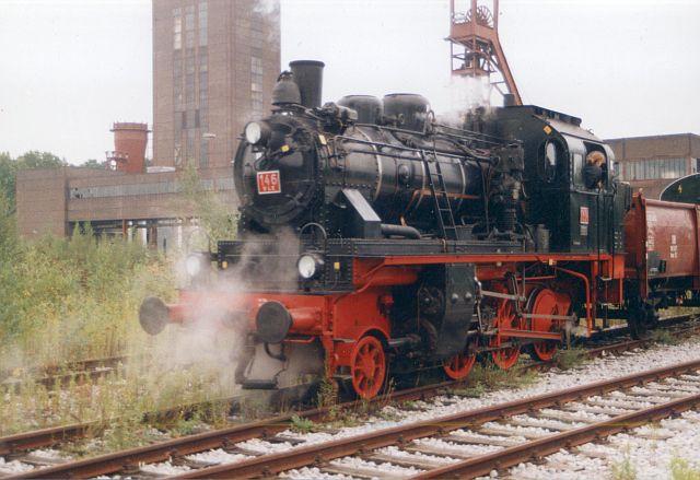 Dampflok BLE146 - Bauart Elna2 Ble_1411