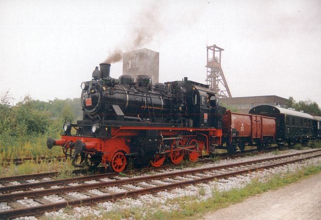 Dampflok BLE146 - Bauart Elna2 Ble_1412