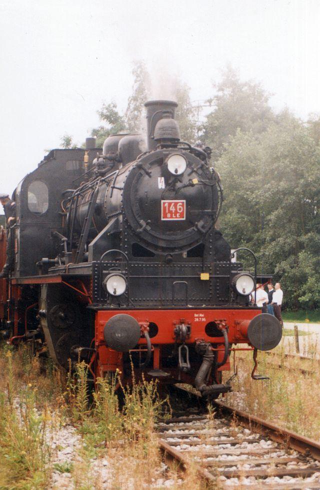 Dampflok BLE146 - Bauart Elna2 Ble_1415