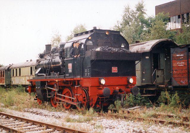Dampflok BLE146 - Bauart Elna2 Ble_1420