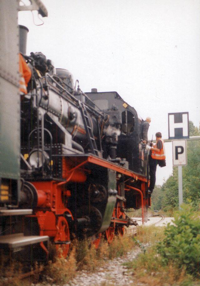 Dampflok BLE146 - Bauart Elna2 Ble_1421