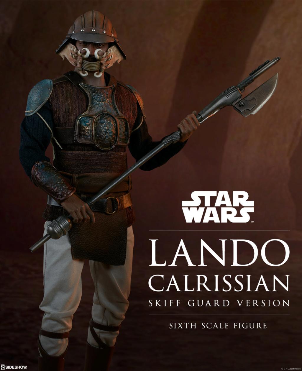 STAR WARS - LANDO CALRISSIAN SKIFF GUARD VERSION 1125_p10