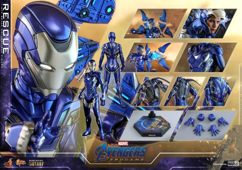 AVENGERS ENDGAME - PEPPER RESCUE ARMOR - Fb_im143