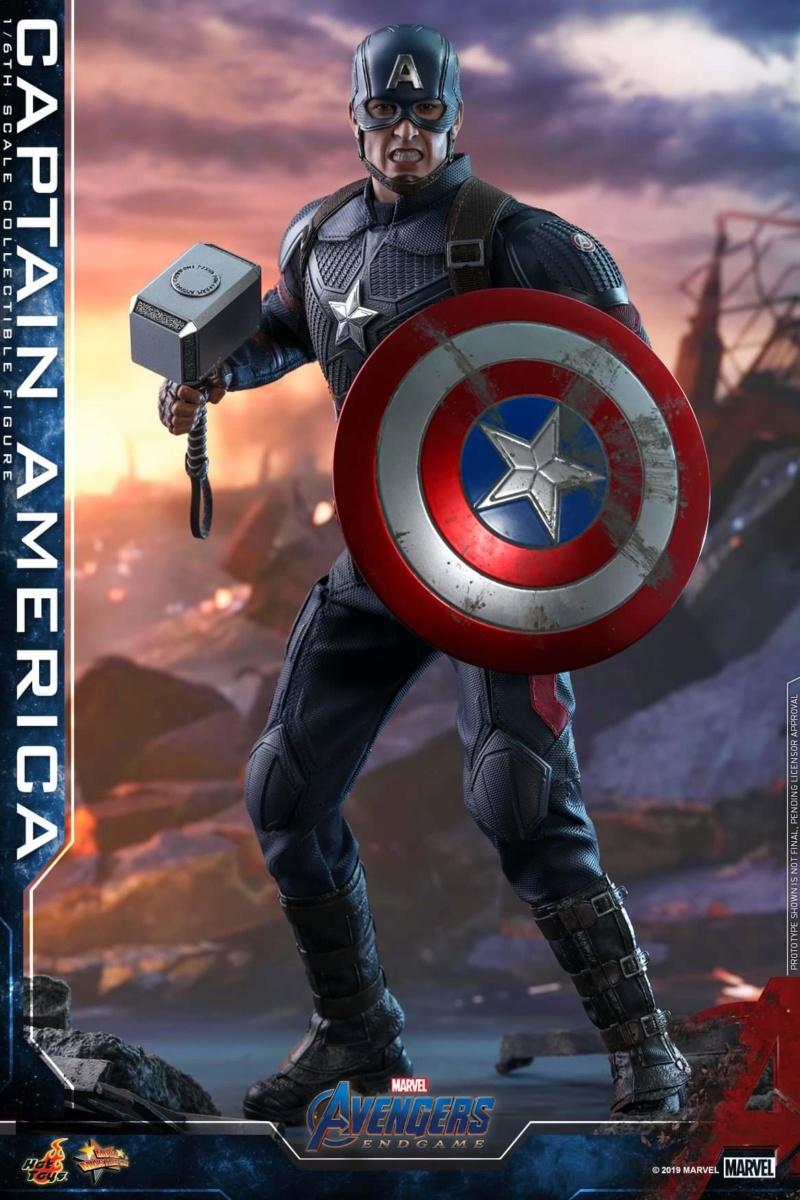 AVENGERS ENDGAME - CAPTAIN AMERICA - Fb_im147