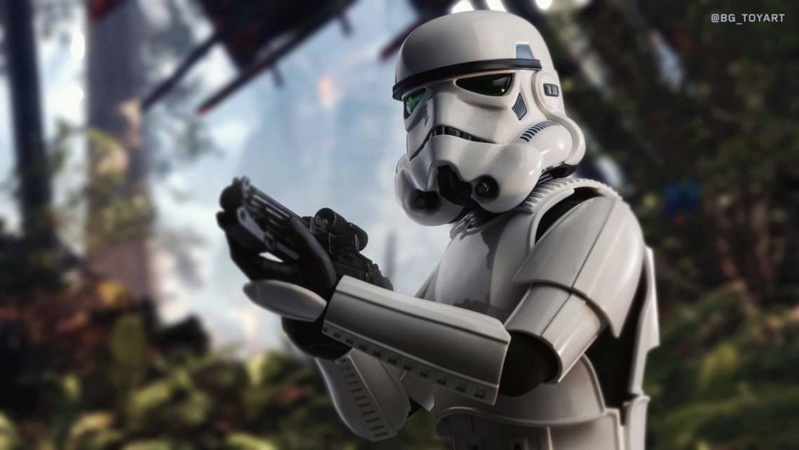 STAR WARS - STORMTROOPER - Fb_im150