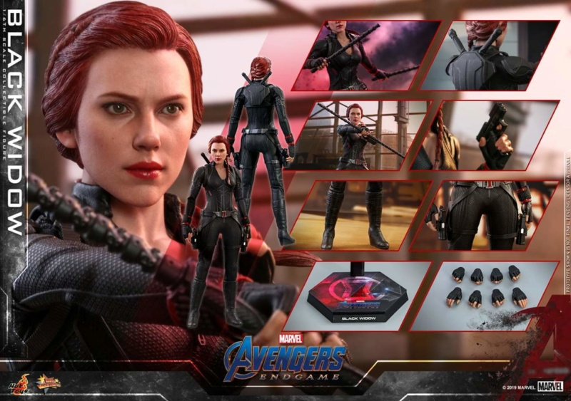 AVENGERS ENDGAME - BLACK WIDOW - Fb_im160