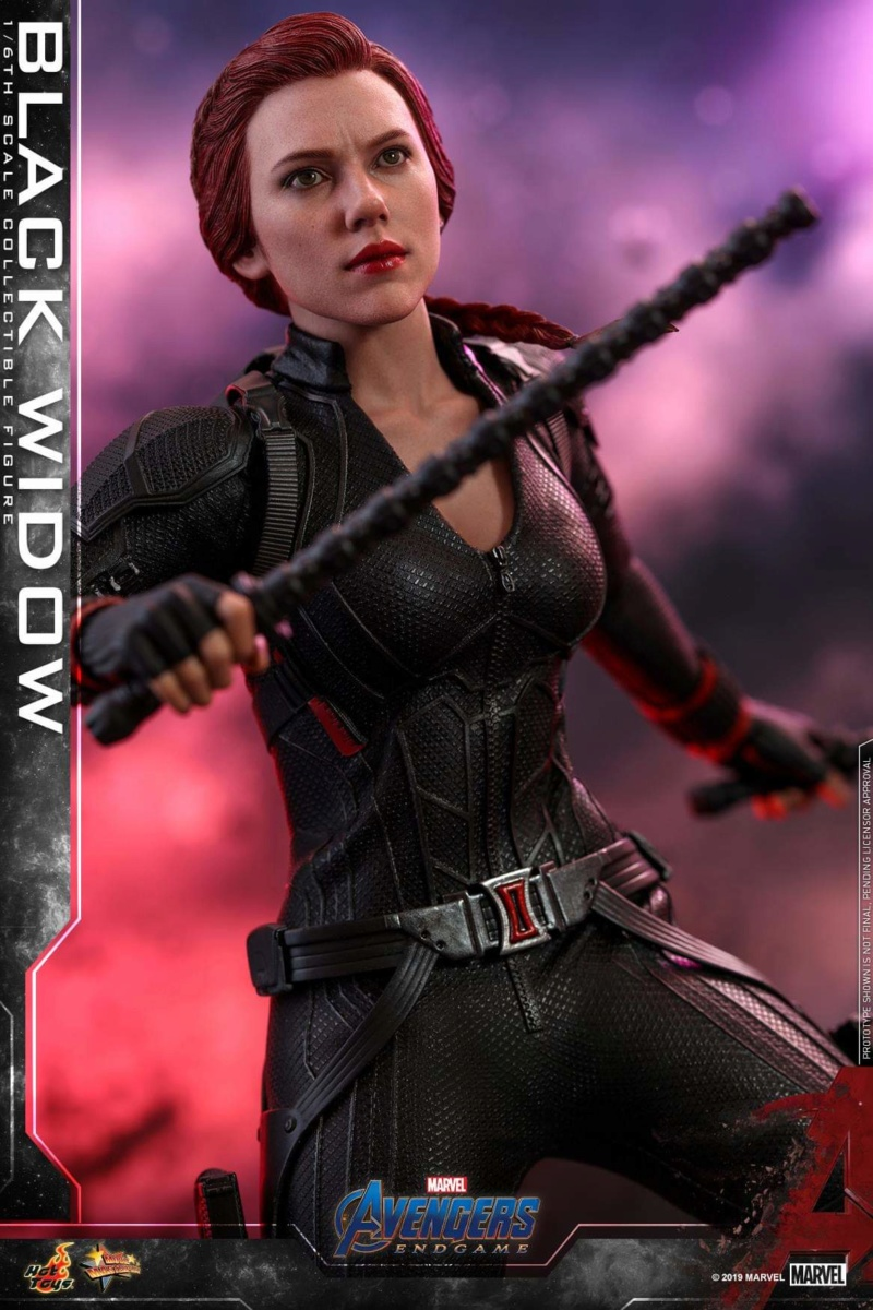 AVENGERS ENDGAME - BLACK WIDOW - Fb_im161