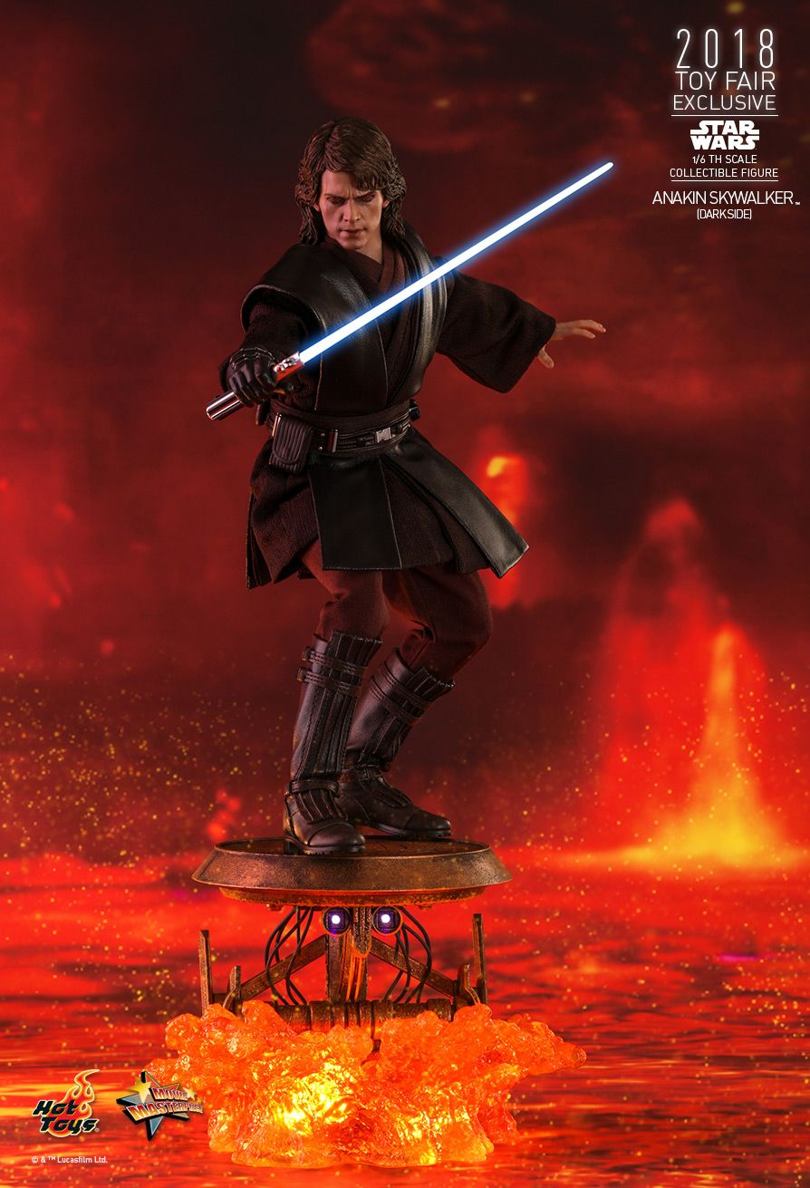 EP III : LA REVANCHE DES SITH - ANAKIN SKYWALKER DARSIDE TOY FAIR 2018 Pd152910