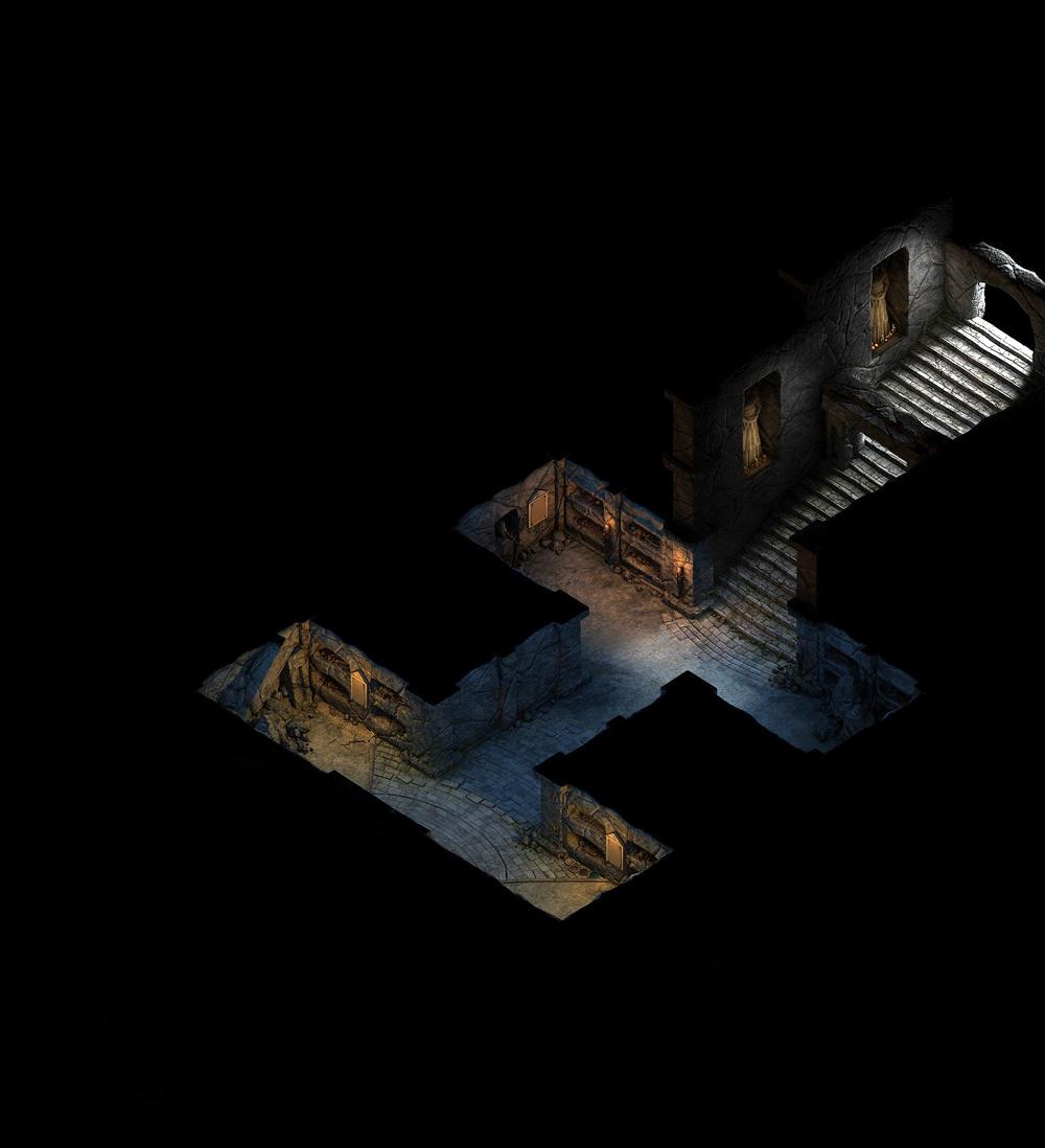 La crypte de Mo-reon Plan111