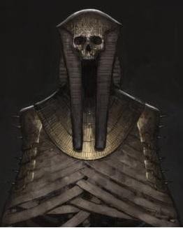 Un Prêtre Déchu, un Nécromant et un Inquisiteur sont dans un temple de Niril... Undead10