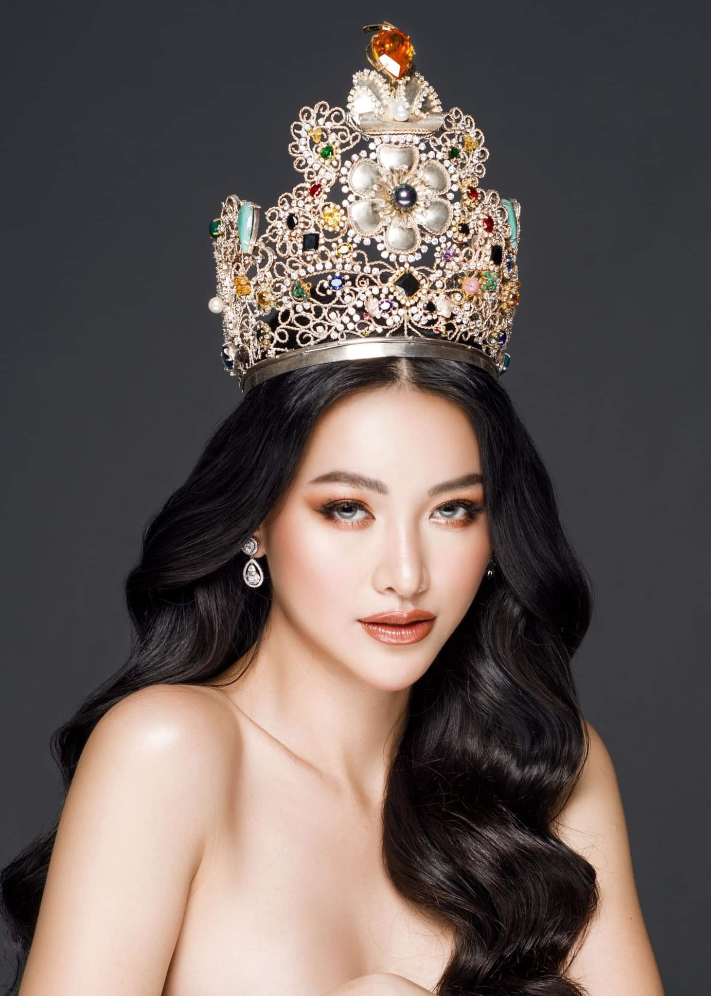 ** Official Thread of Miss Earth 2018-Phuong Khanh Nguyen from VIETNAM** - Page 8 00023