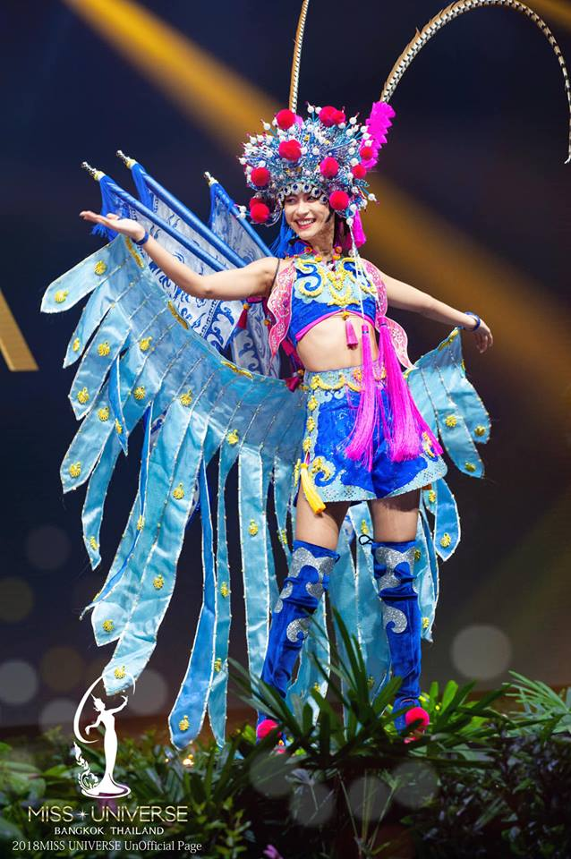 Miss Universe 2018 @ NATIONAL COSTUMES - Photos and video added - Page 6 10106