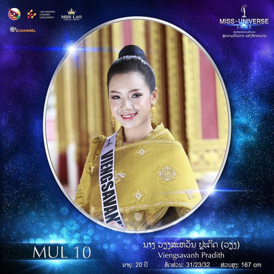 Miss Universe LAOS 2019 10242