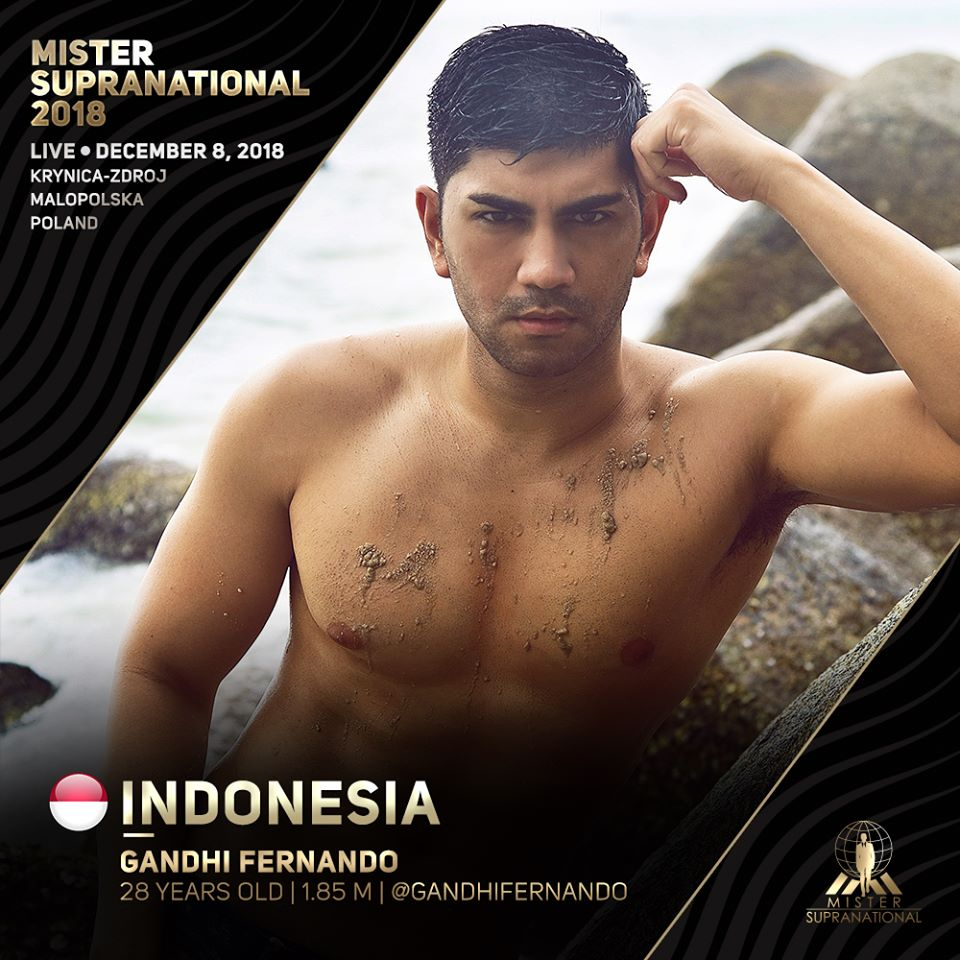 *** Road to MISTER SUPRANATIONAL 2018 is INDIA*** - Page 2 1081
