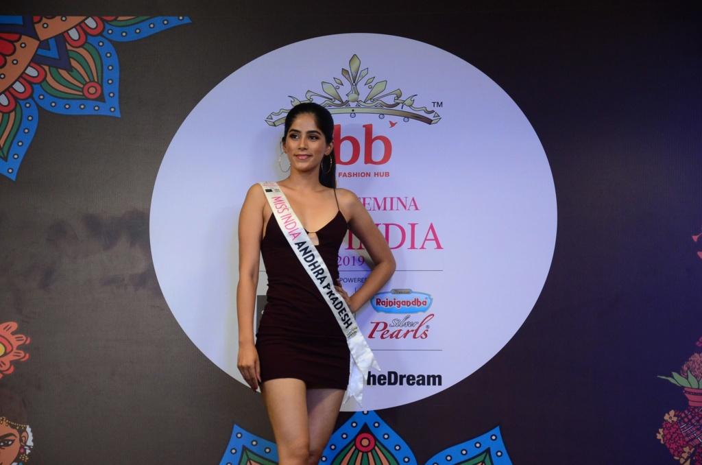 Road to FEMINA MISS INDIA 2019 - Page 2 11055