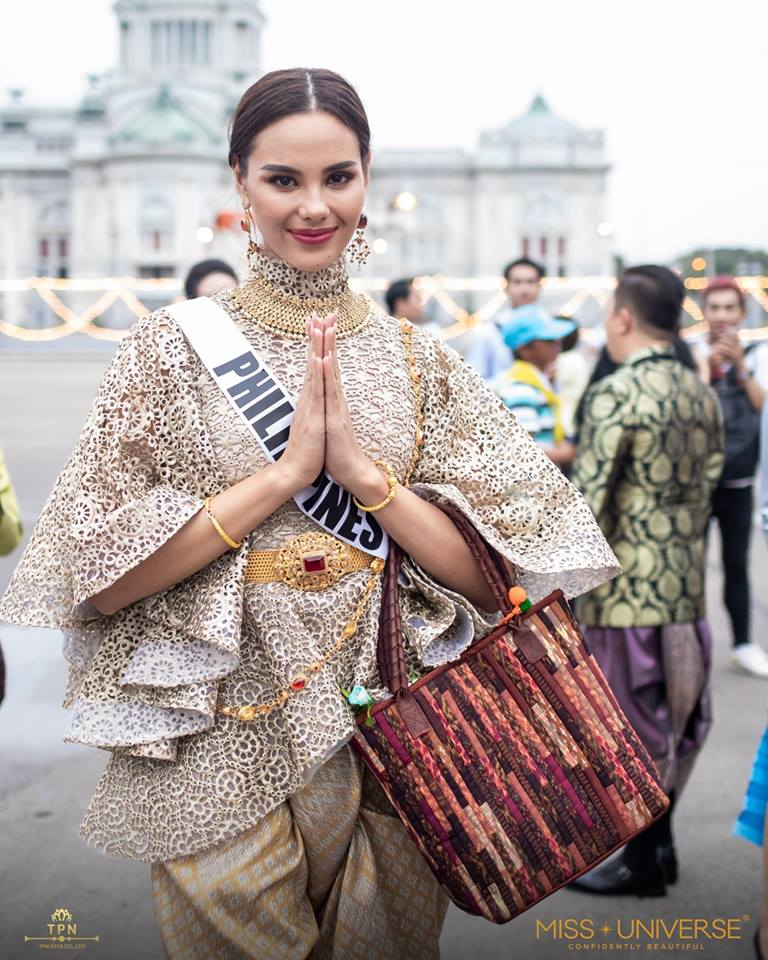 Catriona Elisa Gray (PHILIPPINES WORLD 2016 & UNIVERSE 2018) - Page 13 11133