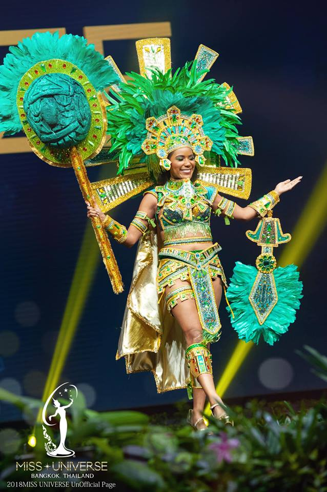 Miss Universe 2018 @ NATIONAL COSTUMES - Photos and video added - Page 6 11135