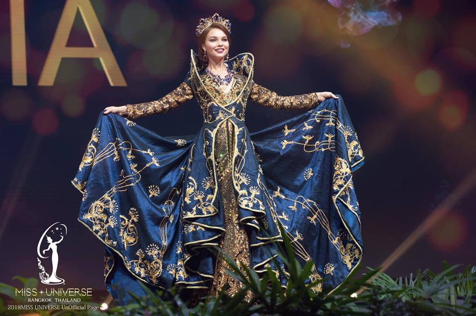 Miss Universe 2018 @ NATIONAL COSTUMES - Photos and video added - Page 6 11138
