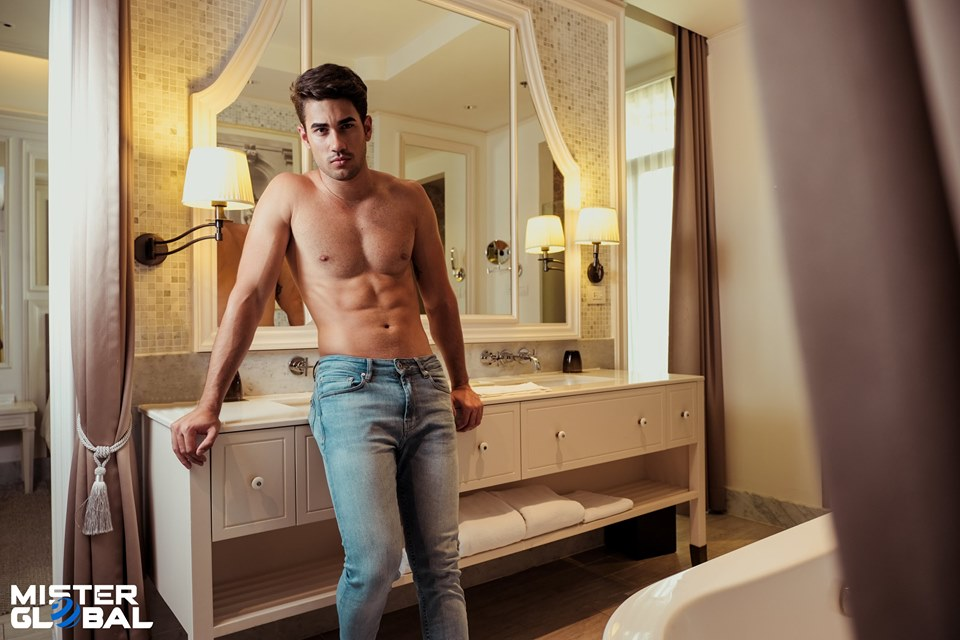 The Official thread of MISTER GLOBAL 2018: DARIO DUQUE OF USA - Page 2 11151
