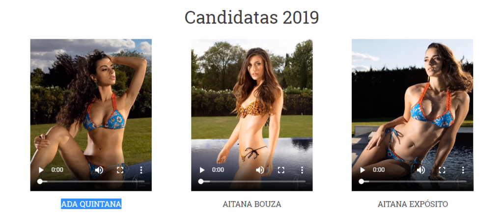 Road to MISS UNIVERSE SPAIN 2019 112