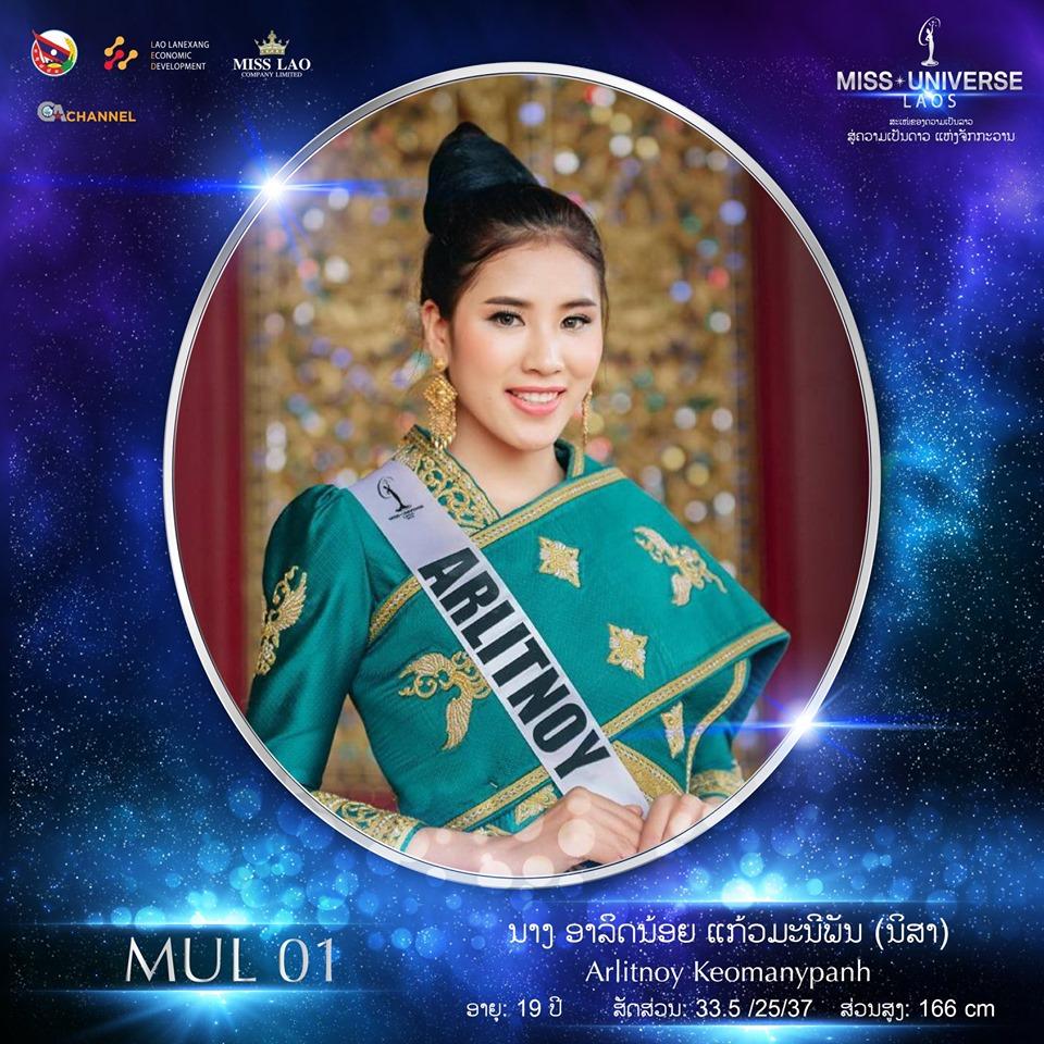 Miss Universe LAOS 2019 11554