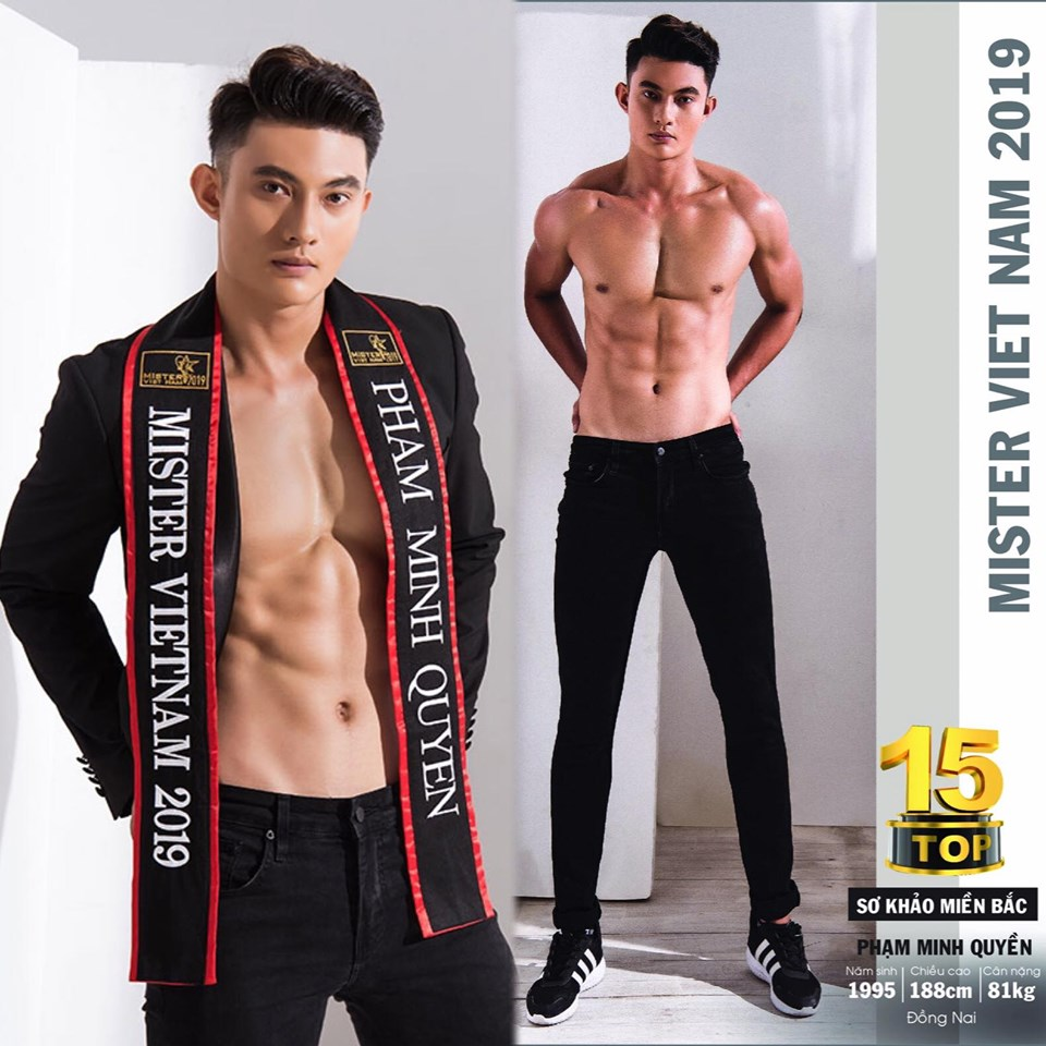 2019   Mister International   Vietnam   Phạm Minh Quyền 11665
